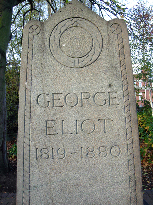 george eliot was here
