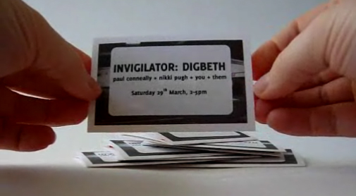 Invigilator : Digbeth