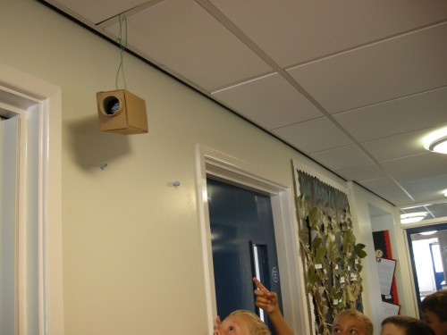 state-of-the-art security camera