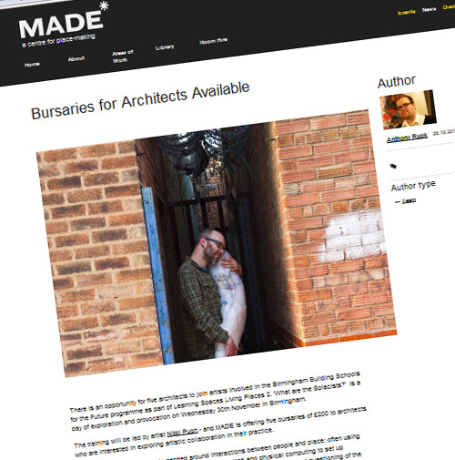 bursaries for architects