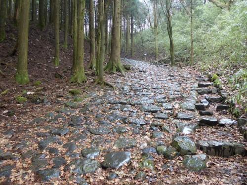 old Tōkaidō highway