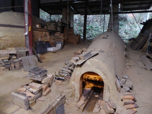 tunnel kiln