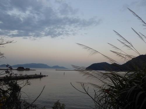 Naoshima view