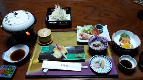 ryokan meal
