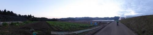 Kumamoto inaka view